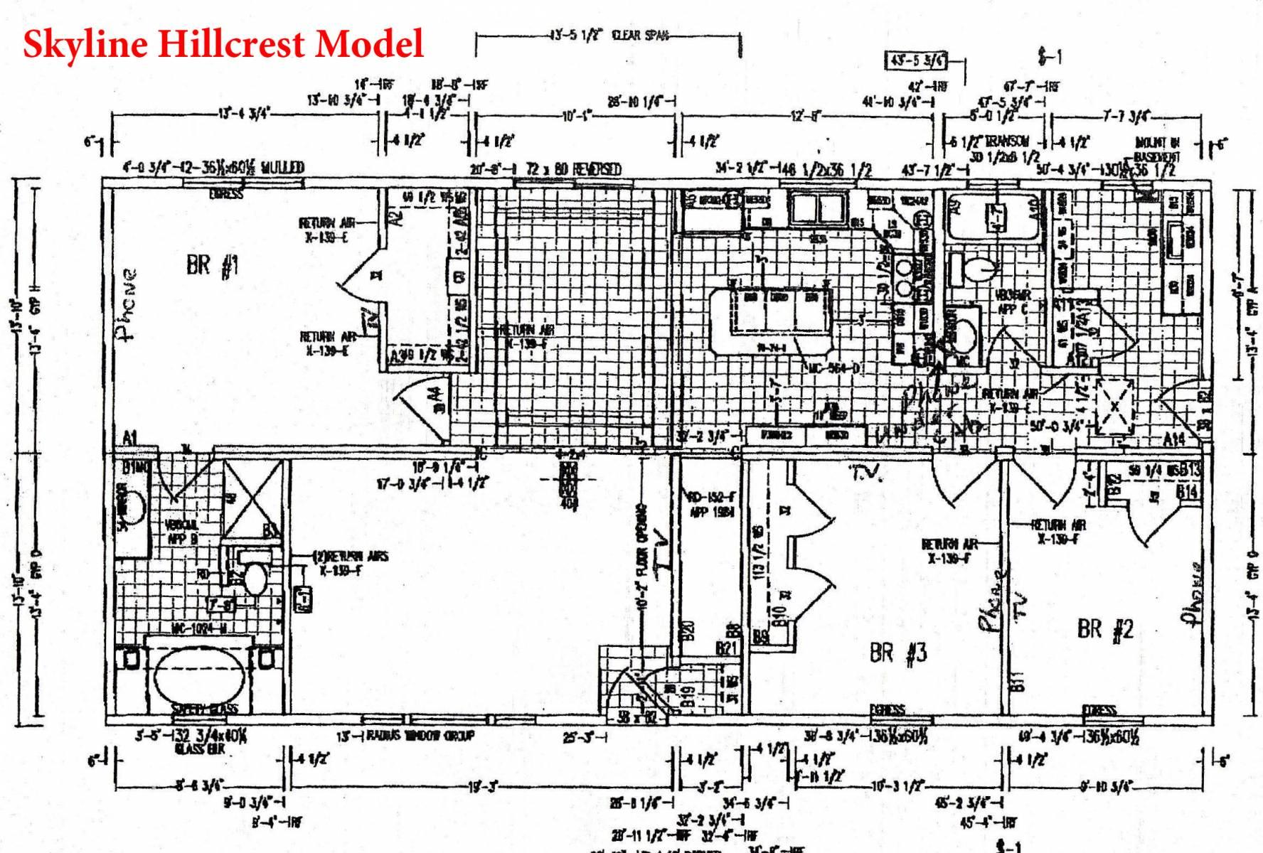 Skyline Hillcrest Modular Home