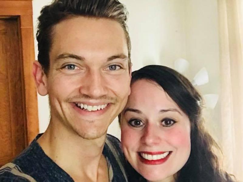Kate McSwain and Garrett Kling