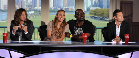 American Idol judges 2011