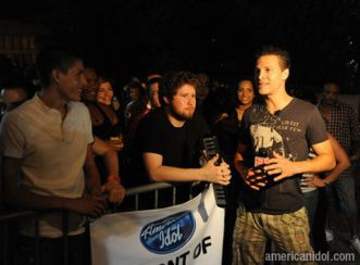 American Idol 2011 Austin auditions