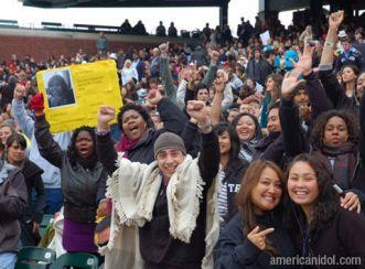 American Idol San Francisco auditions
