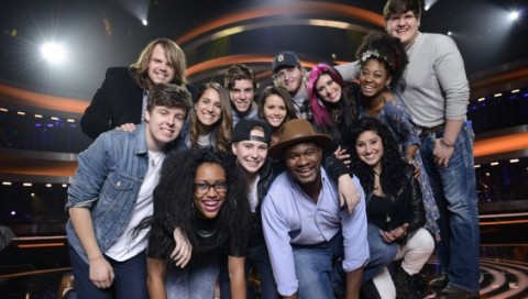 American Idol 2014 tour cast