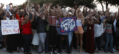 American Idol 2012 auditions