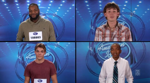 American Idol 2012 wildcard