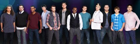 American Idol 2012 Top 12 guys