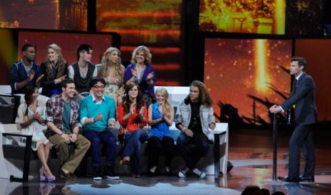 American Idol 2012 Top 11