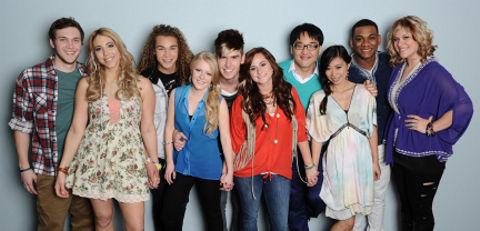 American Idol 2012 Top 10