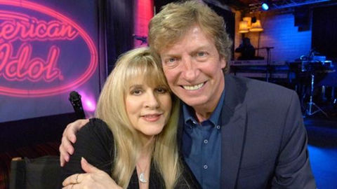 Stevie Nicks on American Idol 2012