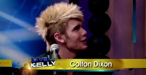 American Idol 2012 Colton Dixon