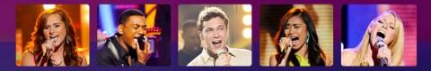 American Idol 2012 top 5
