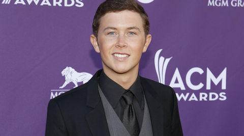 Scotty McCreery ACM Awards