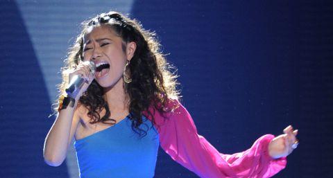 American Idol 2012 Top 4 - Jessica Sanchez performs