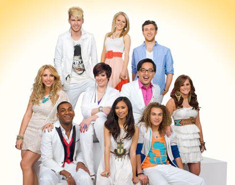 American Idol 2012 Live Tour