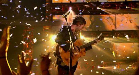 American Idol 2012 winner Phillip Phillips