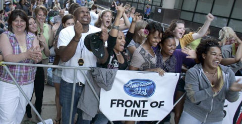 American Idol 2013 auditions