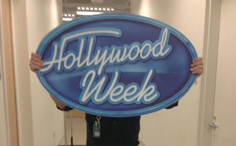 American Idol Hollywood Week