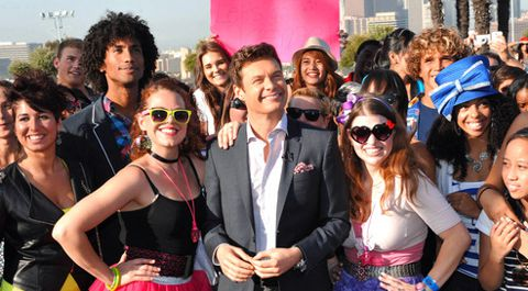 American Idol 2013 auditions in Long Beach
