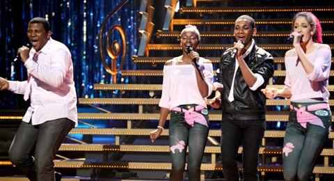 Curtis Finch Jr on American Idol