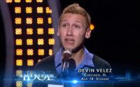 Devin Velez on American Idol 2013