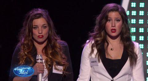 Girls Hollywood Week on American Idol 2013