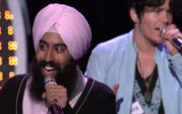 Gurpreet Sarin performs on American Idol 2013