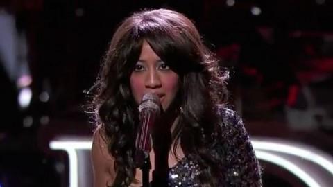 Tenna Torres American Idol 2013 Top 20