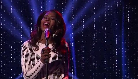 Amber Holcomb - American Idol 2013