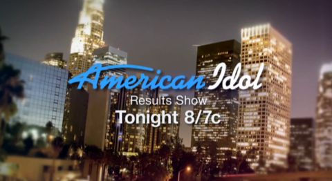 American Idol 2013 results show