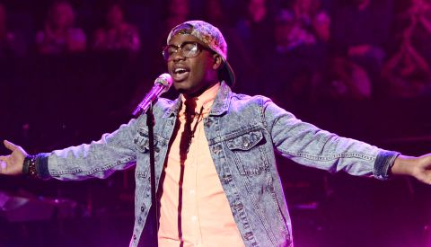 Burnell Taylor - American Idol 2013