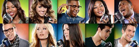 American Idol 2013 Top 10 singers