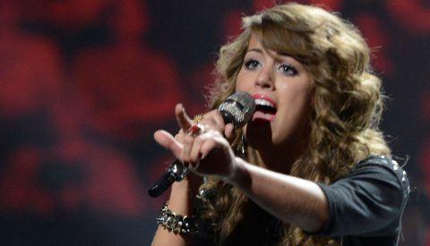 American Idol 2013 - Angela Miller