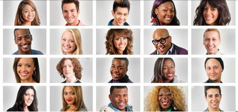 American Idol 2013 Top 20