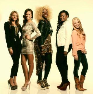 Top 10 Girls- Group 2 - American Idol 2013