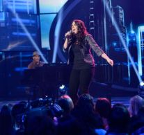 Kree Harrison on AMERICAN IDOL