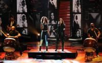Amber and Kree duet on American Idol 2013