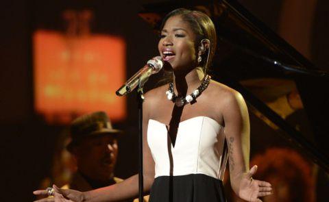 Amber Holcomb on American Idol