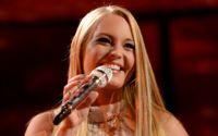 Janelle Arthur on American Idol
