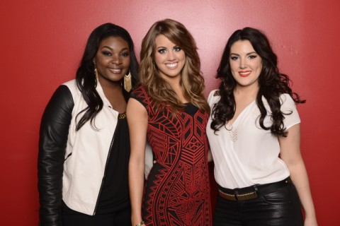 Idol top 3 2013