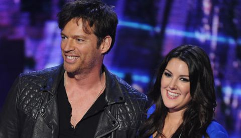 Harry Connick Jr & Kree Harrison