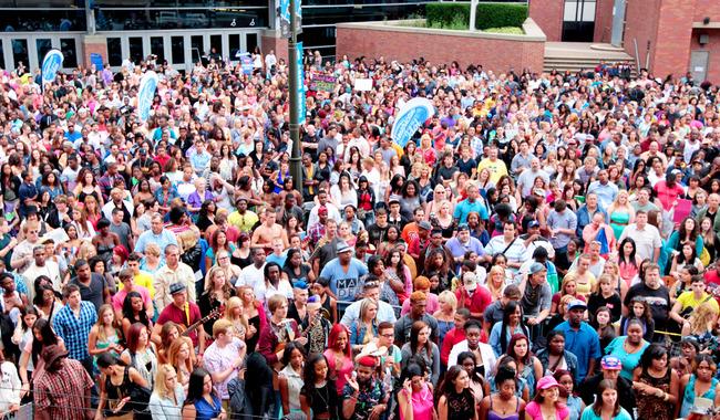 American Idol 2014 Auditions Detroit (11)