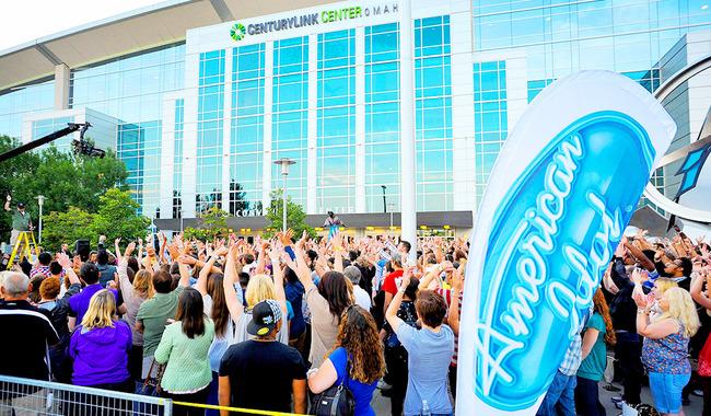 American Idol 2014 Auditions Omaha Nebraska (23)