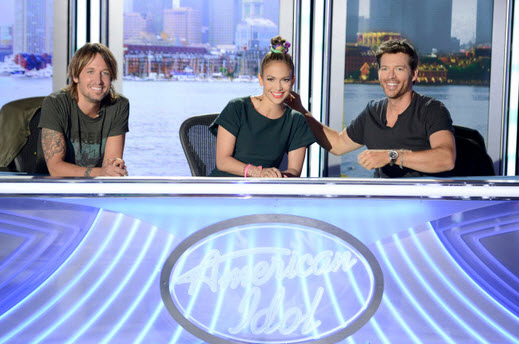 American Idol 2014 Judges - Source: FOX