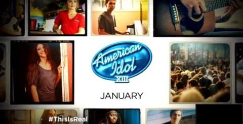 American Idol 2014 promo