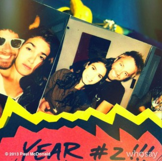 Nikki Reed and Paul McDonald 2