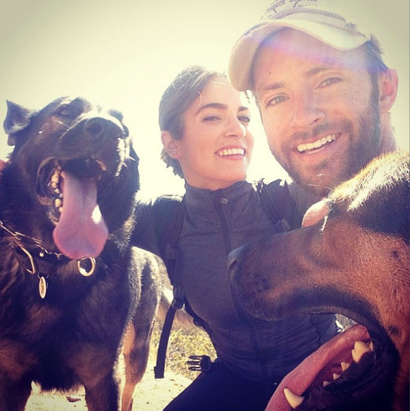 Nikki Reed and Paul McDonald 4