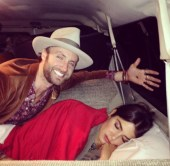 Nikki Reed and Paul McDonald 6