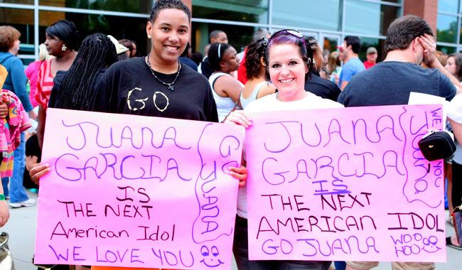 American Idol 2014 Atlanta Auditions (13)