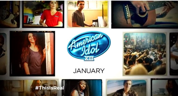 American Idol 2014 Season 13 - Source: FOX