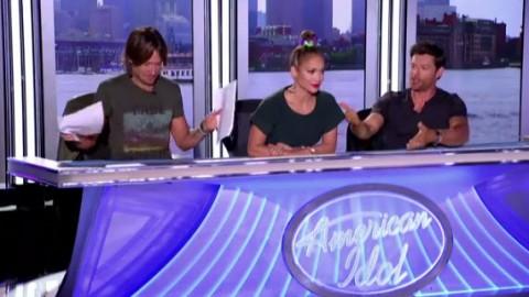 The American Idol season 13 judges - Source: FOX