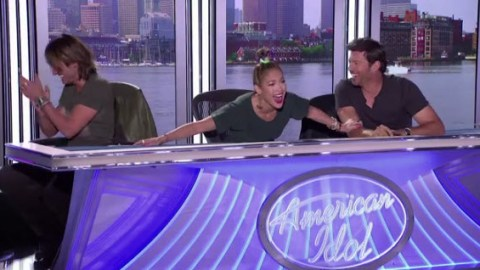 The American Idol season 13 judges - Source: FOX